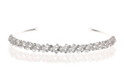 Handmade Bridal Rhinestone Crystal Prom Wedding Headband Tiara T1124