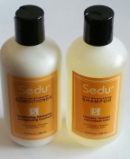 Sedu Daily Moisturising Shampoo & Conditioner 8.75oz /258 Ml