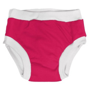 Imagine Baby Products Training Pants, Raspberry, Small