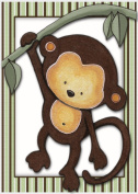 Little Mod Pod Monkeys - Nursery Art Prints