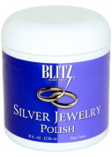 Blitz Silver Jewellery Polish, 8 Fluid Ounce