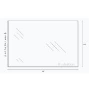 11x 17 Tabloid Lamination Pouch, 29cm x 44cm , Pack of 100, Clear