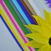 Crepe Paper 12 Different Colours Flower Making Art Projects Crepe Paper