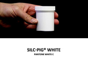 Smooth-On Silc Pig WHITE 120ml Jar Silicone Pigment Paint Tint