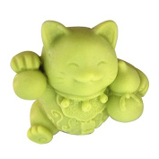 Lingmoldshop Fortune Cat C166 Craft Art Silicone Soap Mould DIY Candy Mould Craft Moulds Handmade Candle Moulds