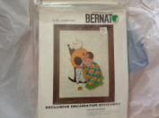 Bernat Grandma's Hour Exclusive Decorator Stitchery