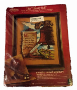 The Liberty Bell, a Creative Crewel Stitchery Kit