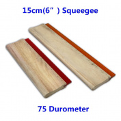 Width:10.5cm Silk Screen Squeege 75 Durometer for Printing Ink