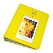 64 Pockets Photo Book Album for Mini Fuji Fujifilm Instax Polaroid & Name Card