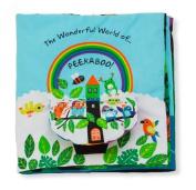Melissa & Doug Soft Activity Book Fantastic World of Peekaboo