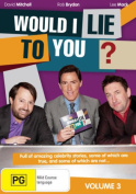 Would I Lie to You: Volume 3 [Region 4]