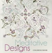 Meditative Designs Coloring Book