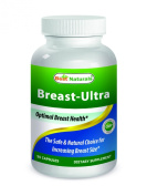 #1 Breast-Ultra 90 Capsules by Best Naturals for Optimal breast health - Breast Enlargement Pills - Top Rated Breast Enlargement - Manufactured in a USA Based GMP Certified and FDA Inspected Facility and Third Party Tested for Purity. Guaranteed!!