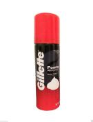 Wennow Gillettte Foamy Shaving Cream, Regular - 60ml