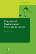 Property and Environmental Protection in Europe