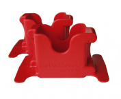 MyBuckleMate Seat Belt Buckle Holder ~ Makes Buckling Easier for Tots to Adults
