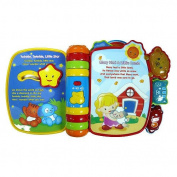 Vtech Rhyme And Discover Book - Yellow