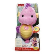 Fisher-price Soothe & Glow Seahorse, Ages 0-36 Months 1 Ea