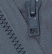 80cm Vislon Zipper ~ YKK #5 Moulded Plastic ~ Separating - 579 Dark Grey