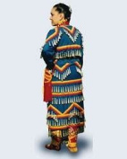 *Jingle Dress Pattern,Adult