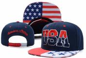 2014 USA American Flag Snapback Cap Adjustable United States Baseball Cap Hat New