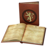 SD toys - Notebook Game of Thrones - Lannister Lumineux - 8436546895169