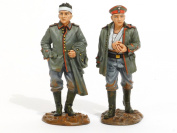 John Jenkins Designs Toy Soldiers French Infantry German Prisoners GWF-26