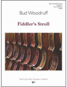 Woodruff, Bud - Fiddler's Stroll. By Kjos Music