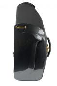 BAM (France) New Trekking Alto Saxophone Case - Black Carbon