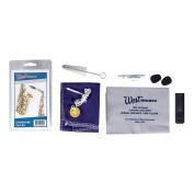 West Music Alto Saxophone Care Kit