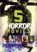 5 Horror Movies: Volume 6 [Region 1]