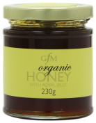 Gfm Organic Honey with Royal Jelly 230 g