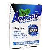 Amosan Oral Antiseptic Rinse - 68.635% Sodium Perborate Monohydrate