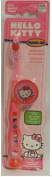 Hello Kitty Travel Kit Toothbrush with Cap