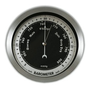 Ambient Weather WS-152B 15cm Contemporary Barometer