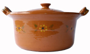 Mexican Cazuela - Large - Lidded - Lead Free