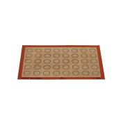 """Demarle Macaroon Silpat 16.5"""" x 24.5"""" with 40 Circles 50mm"""