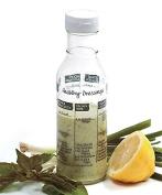 Norpro Glass Salad Dressing Shaker Maker Mixer Bottle Cruet W/ Recipes