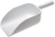 Co-Rect Plastic Scoop, 1890ml, White