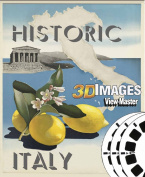 ViewMaster Set HISTORIC ITALY 3 Reels