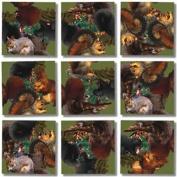 Scramble Squares Puzzle Squirrels