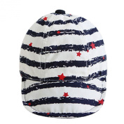 Culater® Cute Kid Baby Boy Girl Toddler Infant Hat Star Turn Baseball Beret Cap