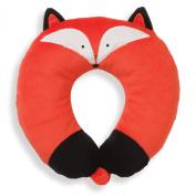 Manhattan Toy Travel + Comfort Neck Pillow Fox