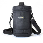 Torkia TL-7010STm Padded Fitted Lens Case for Tamron 18-270mm Lenses