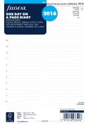 Filofax A5 Day Per Page 2016 Diary 6851516