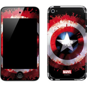 Captain America Shield - Skin for iPod Touch