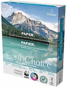 Domtar EarthChoice Office Paper, Copy Fax Laser & Inkjet Printer, 22cm x 28cm Letter Size, 9.1kg., 92 Bright White, ColorLok, Acid Free, Ream, 500 Total Sheets