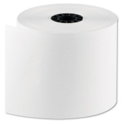 National Checking 7225SP 60m Length x 5.7cm Width 1 Ply White Thermal Registroll