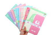 30 Cute Kawaii Cat Design Writing Stationery Paper with 15 Envelope