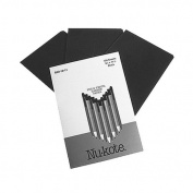 Nu-Kote B601011 Carbon Paper for Handwriting, Black, 100 Sheets per Box